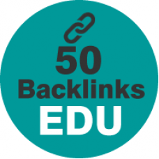 50 backlinks Edu